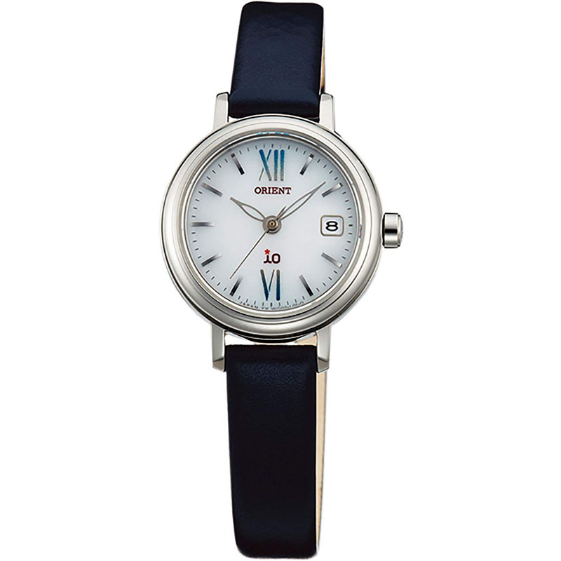 オリエント ORIENT イオ iO ソーラー 腕時計 レディース ナチュラル&プレイン WI0081WG