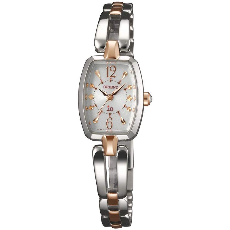 オリエント ORIENT イオ io ソーラー 腕時計 レディース スイートジュエリー WI0151WD