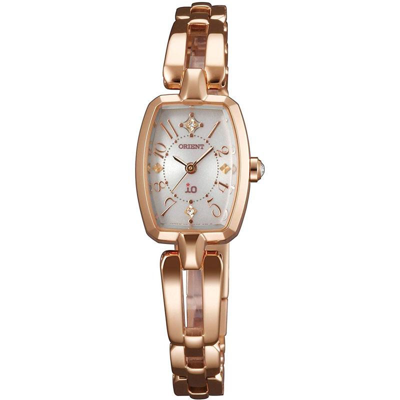 オリエント ORIENT イオ io ソーラー 腕時計 レディース スイートジュエリー WI0161WD