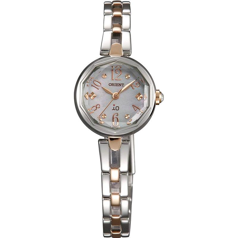 オリエント ORIENT イオ io ソーラー 腕時計 レディース スイートジュエリーII WI0191WD