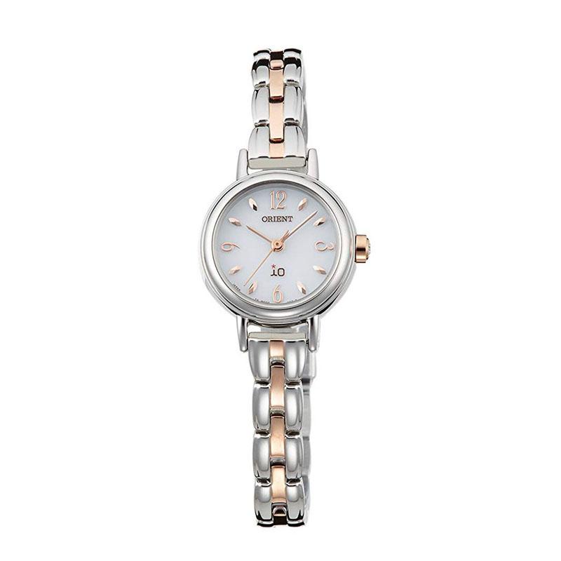 オリエント ORIENT イオ iO ソーラー 腕時計 レディース フラワー WI0421WD