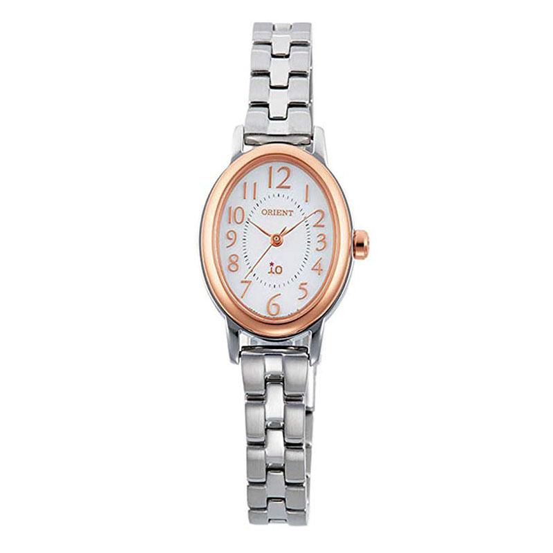 オリエント ORIENT イオ ナチュラル&プレーン ORIENT iO NATURAL&PLAIN 腕時計 レディース WI0451WD