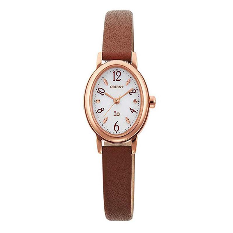 オリエント ORIENT イオ ナチュラル&プレーン ORIENT iO NATURAL&PLAIN 腕時計 レディース WI0481WD
