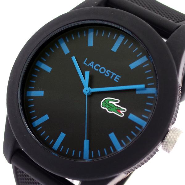 ラコステ LACOSTE 腕時計 メンズ 2010791 クオーツ ブラック