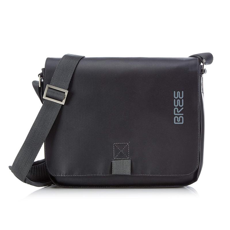 ブリー BREE PUNCH 61 メンズ ショルダーバッグ 斜めがけ バッグ カバン 鞄 通勤 通学 83900061 BLACK ブラック
