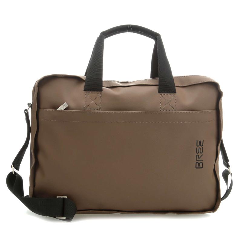ブリー BREE PUNCH 67 メンズ ビジネスバッグ ブリーフケース ショルダー 斜めがけ バッグ カバン 鞄 通勤 通学 83929067 CLAY ブラウン