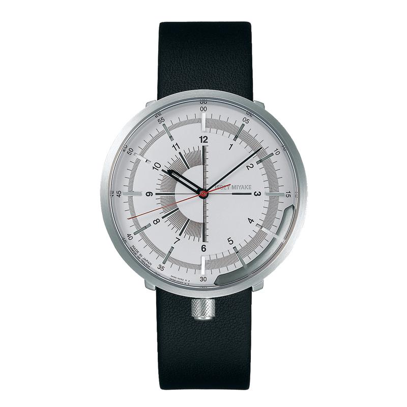 【予約2019年6月8日発売】 イッセイ ミヤケ ISSEY MIYAKE 1/6 ワンシックス メンズ 腕時計 正規品 NYAK004