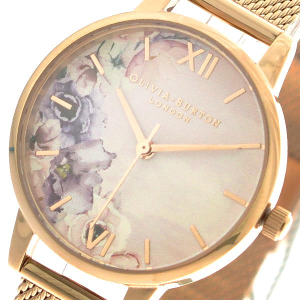 オリビアバートン OLIVIA BURTON 腕時計 レディース OB16PP39 クオーツ ピンクゴールド