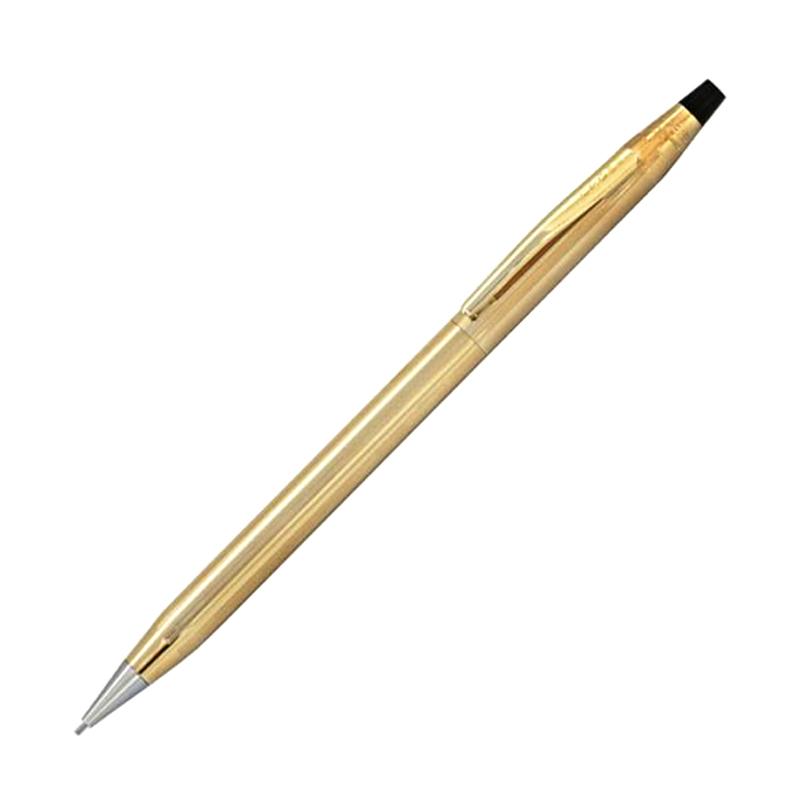 【正規販売店】 CROSS クロス 筆記用具 シャープペンシル シャーペン クラシック センチュリー 10金張 0.7mm 450305 正規品 名入れ 【あす楽】