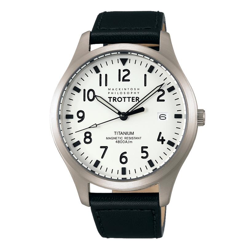 マッキントッシュ フィロソフィー MACKINTOSH PHILOSOPHY メンズ 腕時計 ホワイト 国内正規品 FCZK987