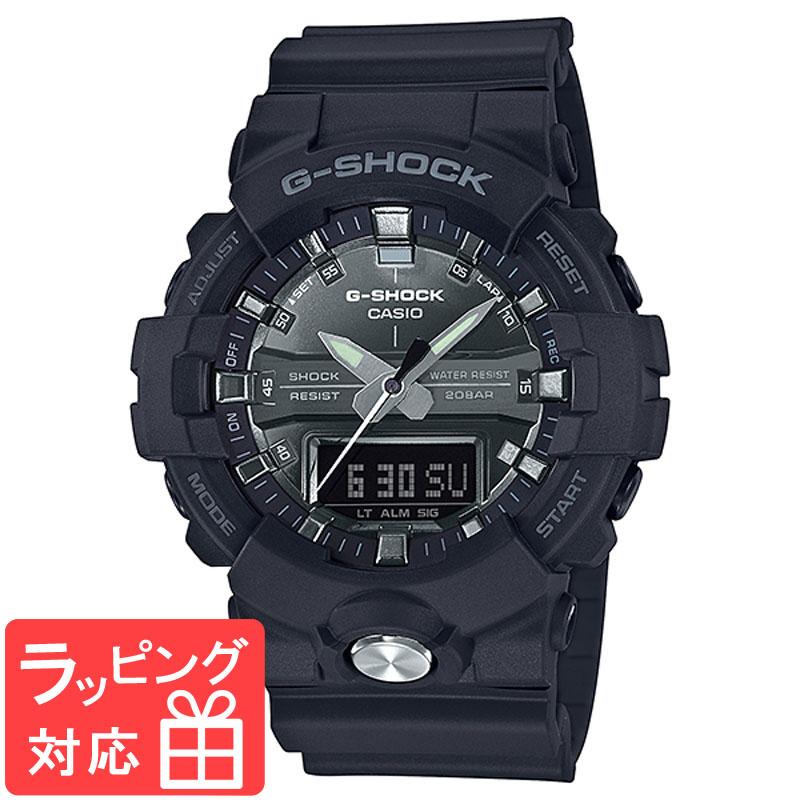【名入れ対応】 カシオ CASIO Gショック G-SHOCK ジーショック SPECIAL COLOR メンズ 腕時計 海外モデル GA-810MMA-1A GA-810MMA-1ADR ブラック シルバー ミラー