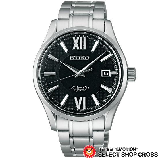 【3年保証】 セイコー SEIKO PRESAGE プレザージュ メカニカル 自動巻(手巻つき) メンズ 腕時計 SARX003 正規品