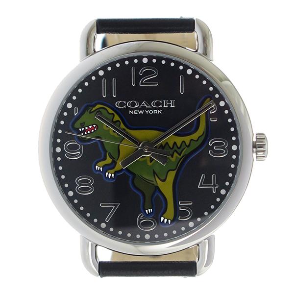 コーチ COACH クオーツ レディース 腕時計 14400008 ブラックFcl1JK