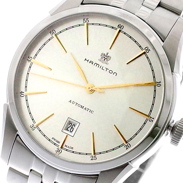 ハミルトン HAMILTON 腕時計 メンズ H42415051 自動巻き シルバー