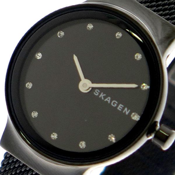 スカーゲン SKAGEN 腕時計 レディース SKW2747 クオーツ ブラック