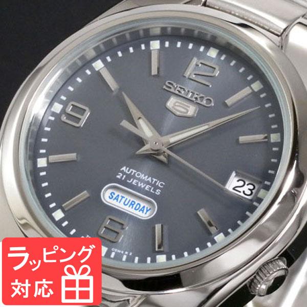 【3年保証】 セイコー SEIKO セイコー5 SEIKO 5 自動巻き メンズ 腕時計 SNK621K1