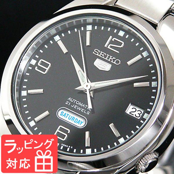 【3年保証】 セイコー SEIKO セイコー5 SEIKO 5 自動巻き メンズ 腕時計 SNK623K1