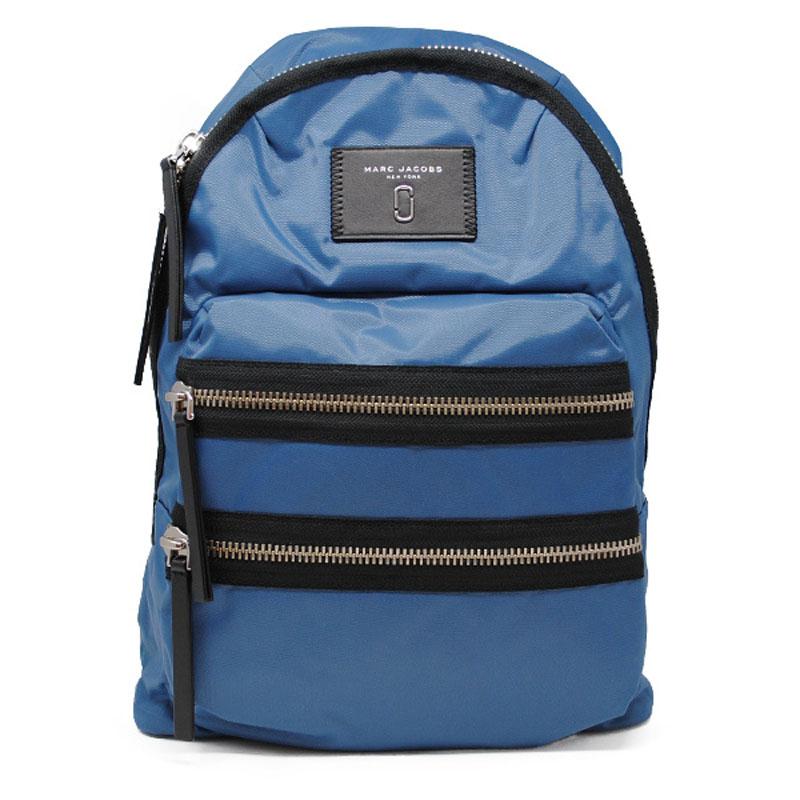 マーク ジェイコブス MARC JACOBS リュックサック バックパック Nylon Biker Backpack ナイロン バイカー VINTAGE 青 ヴィンテージブルー M0012700 476
