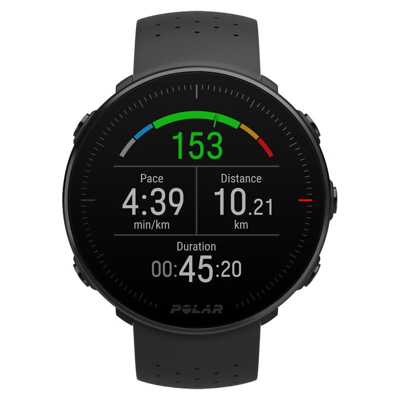 ポラール POLAR 正規品 VANTAGE M BK M/L スマートウォッチ 腕時計 2240005