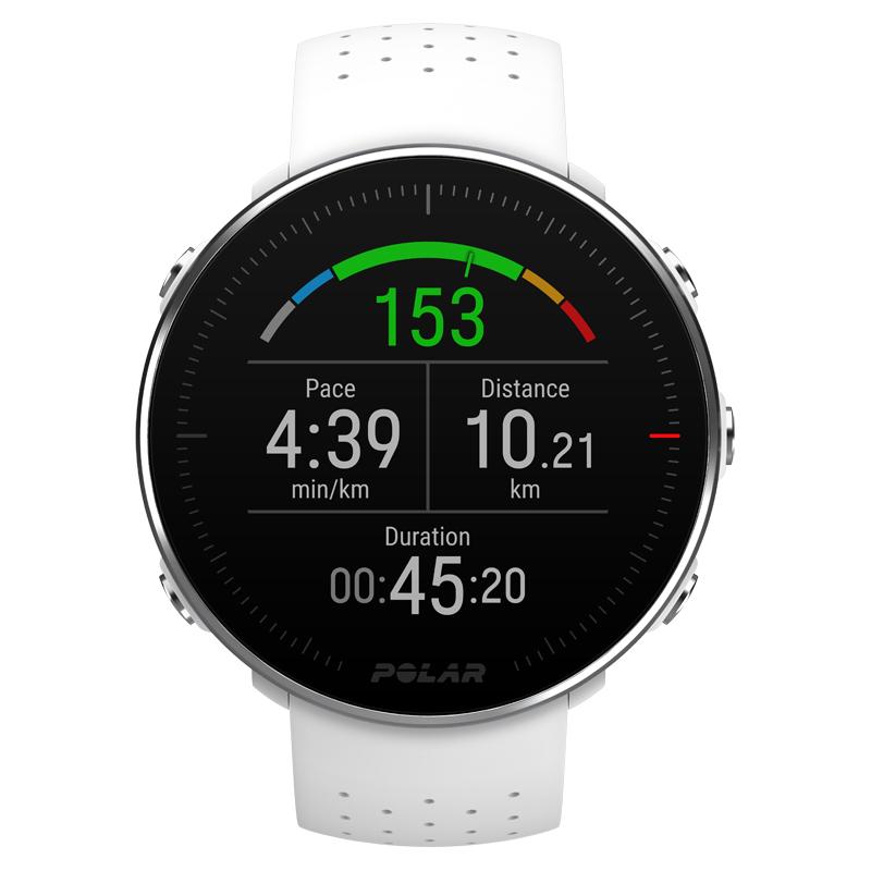 ポラール POLAR 正規品 VANTAGE M WH M/L スマートウォッチ 腕時計 2240006