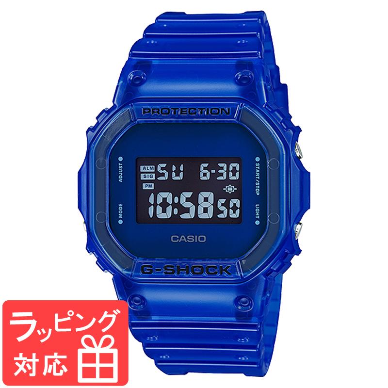 【名入れ対応】 カシオ CASIO G-SHOCK Gショック SPECIAL COLOR メンズ 腕時計 ブルー DW-5600SB-2DR DW-5600SB-2 海外モデル 【あす楽】