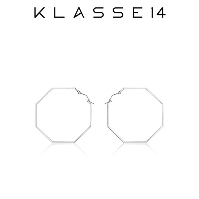 クラスフォーティーン KLASSE14 OKTO Hoop Earrings Silver S ピアス シルバー OE18SR001S レディース アクセサリー プレゼント 女性 クラス14 クラッセ14 class14