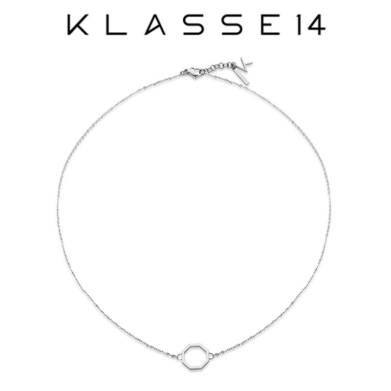 クラスフォーティーン KLASSE14 OKTO Long Pendant Silver ネックレス ペンダント シルバー OP18SR002L レディース アクセサリー プレゼント 女性 クラス14 クラッセ14 class14