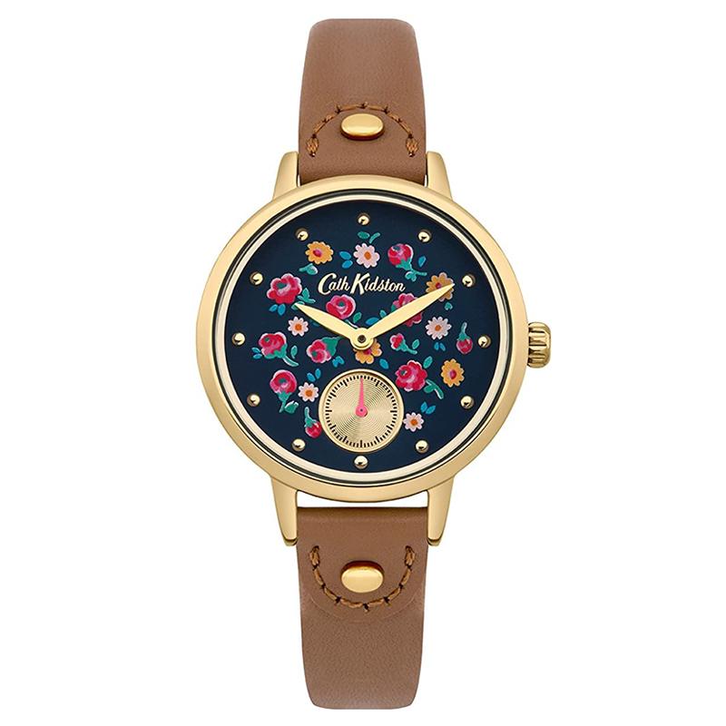 【正規販売店】 キャスキッドソン Cath Kidston レディース 腕時計 時計 CKL005TG