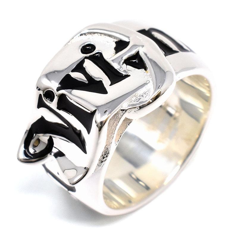 ヴィヴィアン ウエストウッド Vivienne Westwood リング 指輪 レディース シルバー アクセサリー 64040018-Q101-CL #XS/約10号 ブランド プレゼント ビビアン