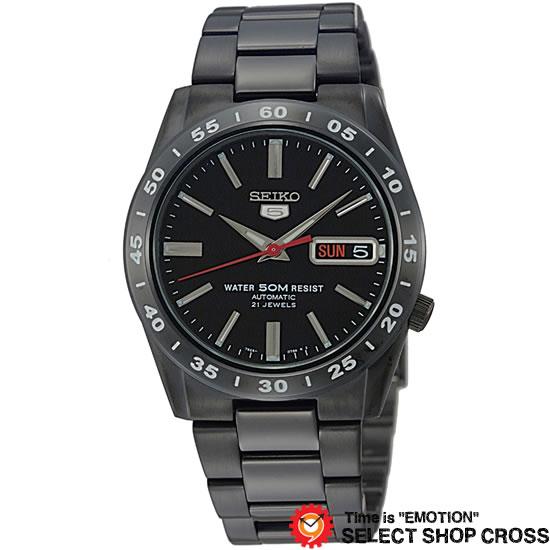 【3年保証】 セイコー SEIKO SEIKO 5 セイコーファイブ 自動巻き メンズ 腕時計 SNKE03K1 (SNKE03KC) szen008 海外モデル 正規品 【あす楽】