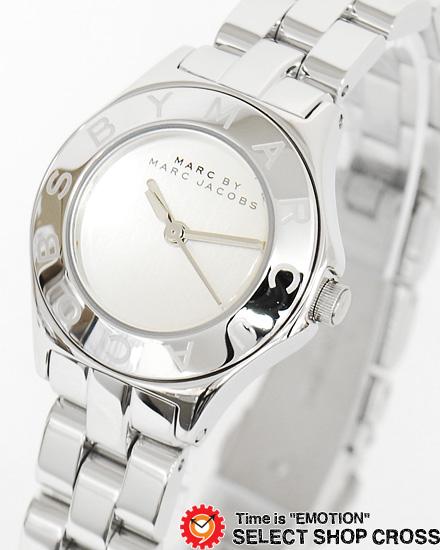 マーク バイ マークジェイコブス New Blade Small レディース 腕時計 ブランド アナログ MBM3130 シルバー 【あす楽】