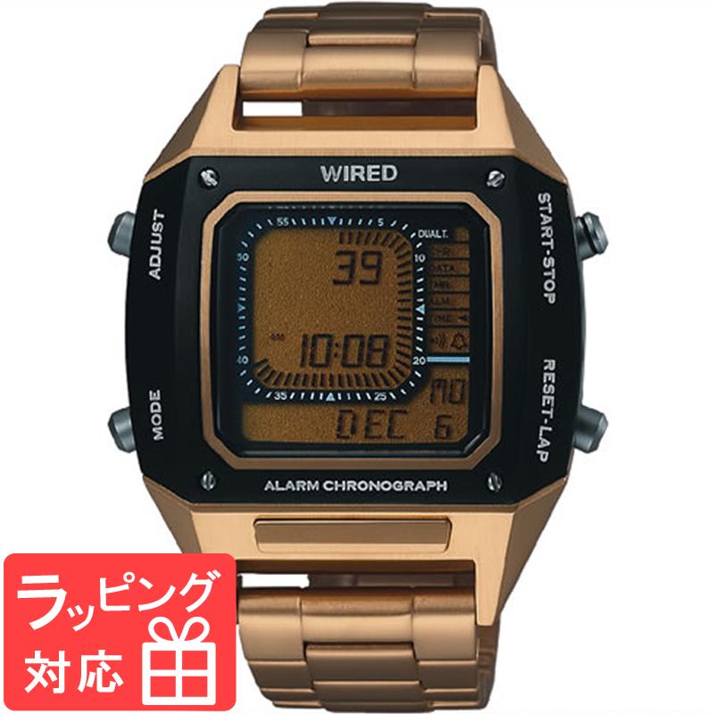 【3年保証】 SEIKO セイコー ALBA アルバ WIRED ワイアード クオーツ メンズ 腕時計 AGAM402 正規品