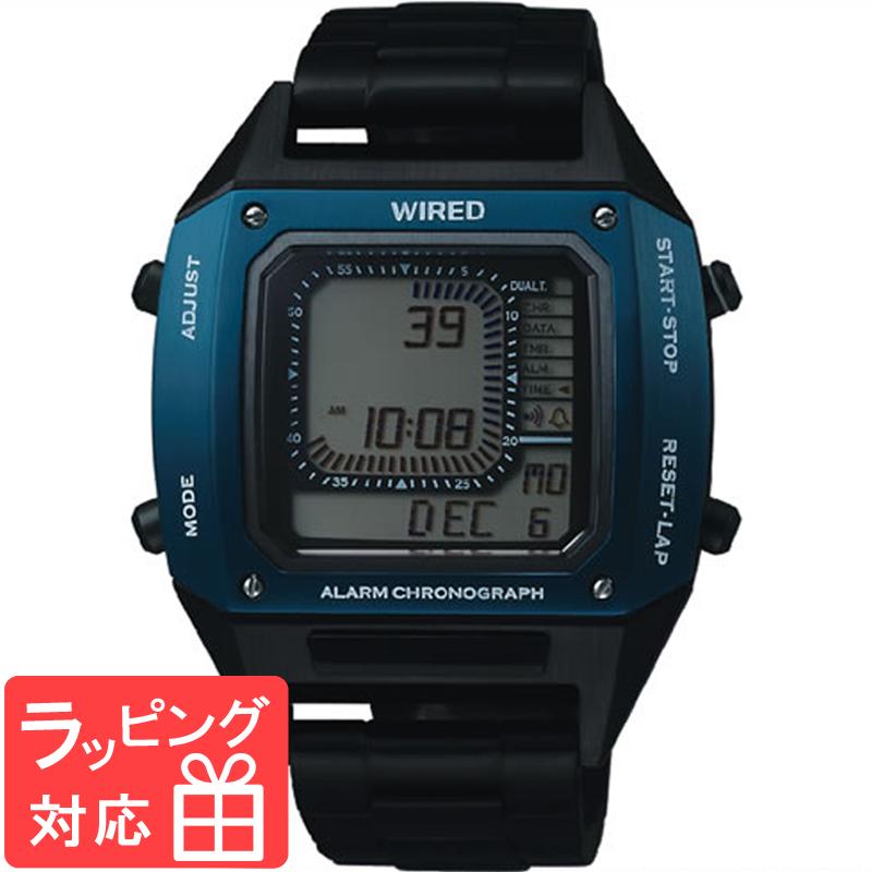 【3年保証】 SEIKO セイコー ALBA アルバ WIRED ワイアード クオーツ メンズ 腕時計 AGAM701 BASEL限定モデル 1600個 正規品