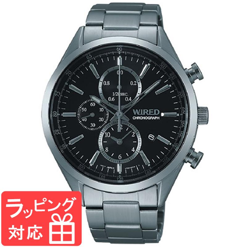 【3年保証】 SEIKO セイコー WIRED ワイアード クオーツ メンズ 腕時計 AGAV109 正規品