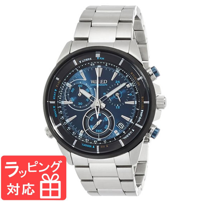 【無料ギフトバッグ付き】 【3年保証】 SEIKO セイコー ALBA アルバ WIRED ワイアード クオーツ メンズ 腕時計 AGAW441 正規品
