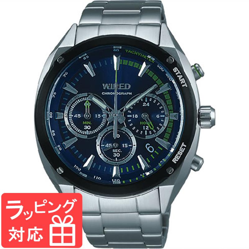 【無料ギフトバッグ付き】 【3年保証】 SEIKO セイコー ALBA アルバ WIRED ワイアード クオーツ メンズ 腕時計 AGAW444 正規品