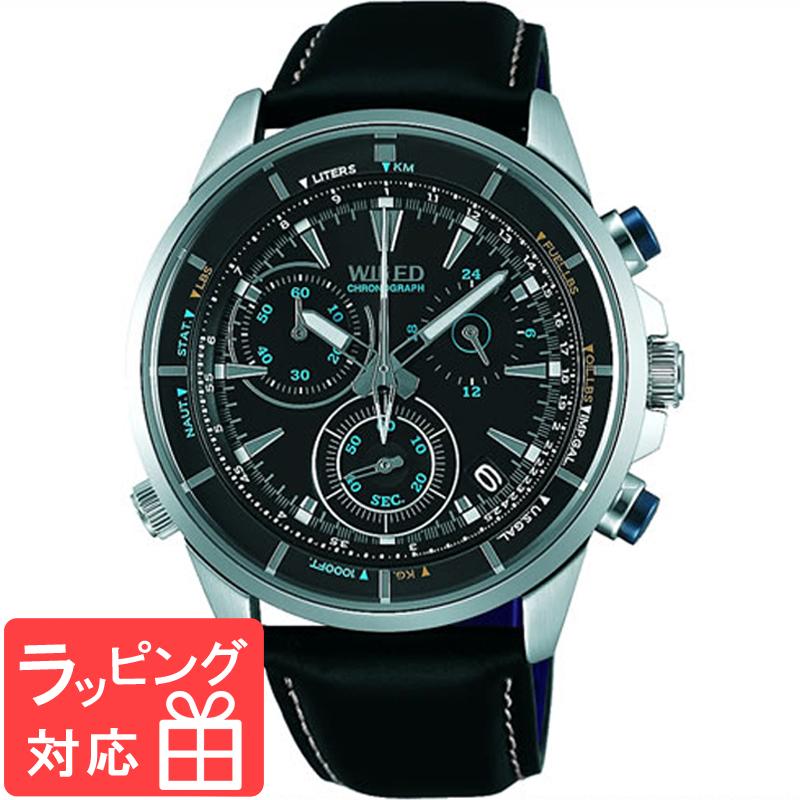 【無料ギフトバッグ付き】 【3年保証】 SEIKO セイコー WIRED ワイアード クオーツ メンズ 腕時計 AGAW448 正規品