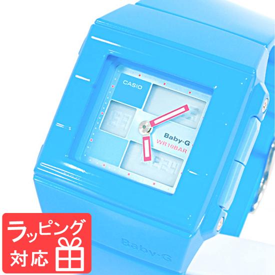 【名入れ対応】 【3年保証】 腕時計 ブランド Baby-G ベビーG カシオ CASIO レディース キッズ 子供 CASKET Series カスケットシリーズ 海外モデル BGA-200-2EDR ブルー