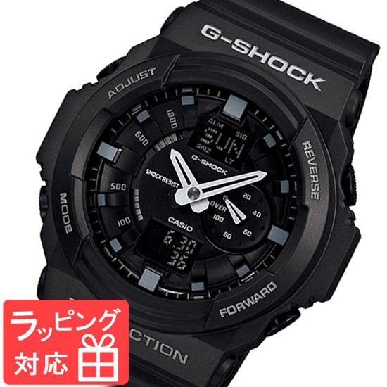 【名入れ・ラッピング対応可】 【3年保証】 Gショック 防水 ジーショック G-SHOCK カシオ CASIO メンズ 腕時計 アナデジ アナログ GA-150-1AJF ブラック 黒 国内モデル