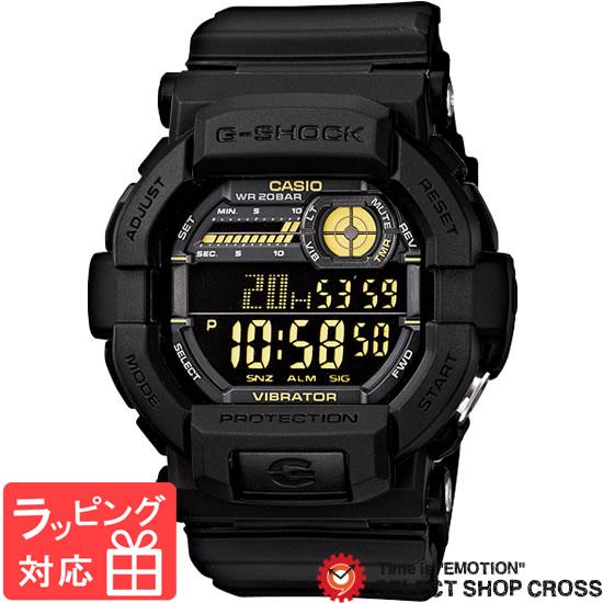 【名入れ対応】 【3年保証】 カシオ CASIO G-SHOCK Gショック 防水 ジーショック カシオ 腕時計 メンズ gd-350-1bjf 黒 国内モデル