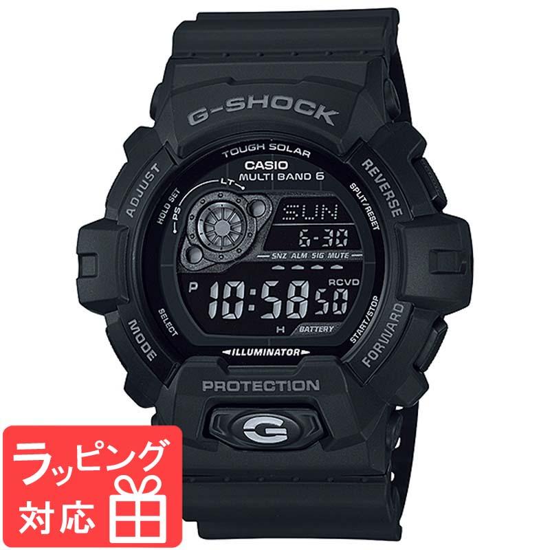 【名入れ対応】 【3年保証】 カシオ 腕時計 CASIO G-SHOCK GR-8900A-1 防水 ジーショック メンズ 時計 デジタル ソーラー 海外モデル GR-8900A-1DR ブラック 黒 カシオ 腕時計
