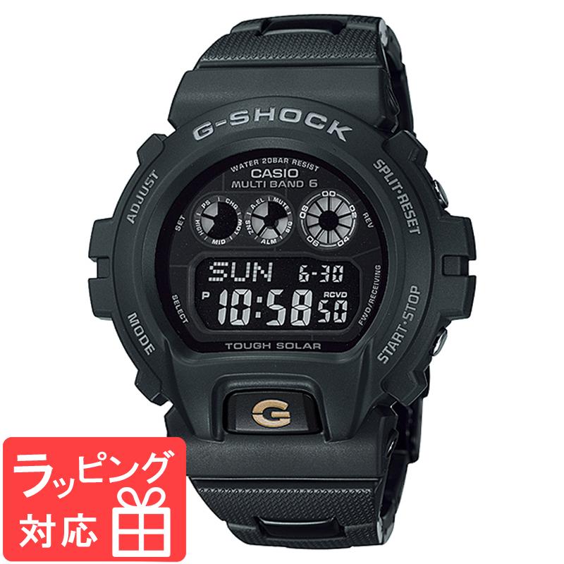 【無料ギフトバッグ付き】 【名入れ対応】 【3年保証】 カシオ CASIO Gショック G-SHOCK ソーラー 電波 メンズ 国内正規品 腕時計 ブラック GW-6900BC-1JF GW-6900BC-1