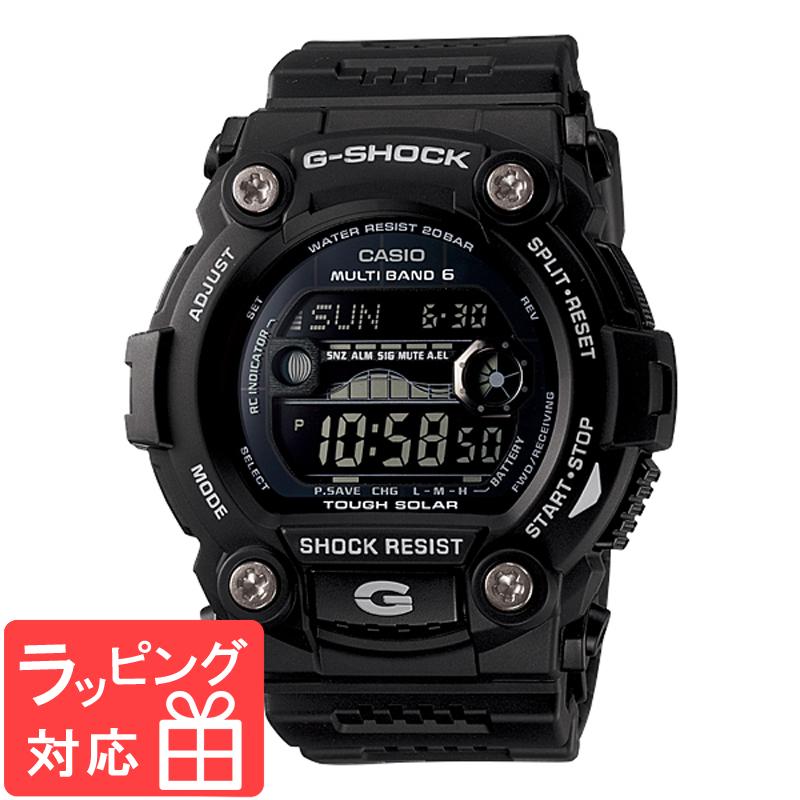 【名入れ対応】 【3年保証】 カシオ CASIO Gショック G-SHOCK ソーラー 電波 メンズ 国内正規品 腕時計 ブラック GW-7900B-1JF GW-7900B-1