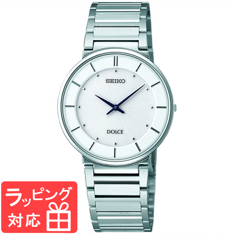 【3年保証】 SEIKO セイコー DOLCE ドルチェ クオーツ メンズ 腕時計 SACK015 正規品
