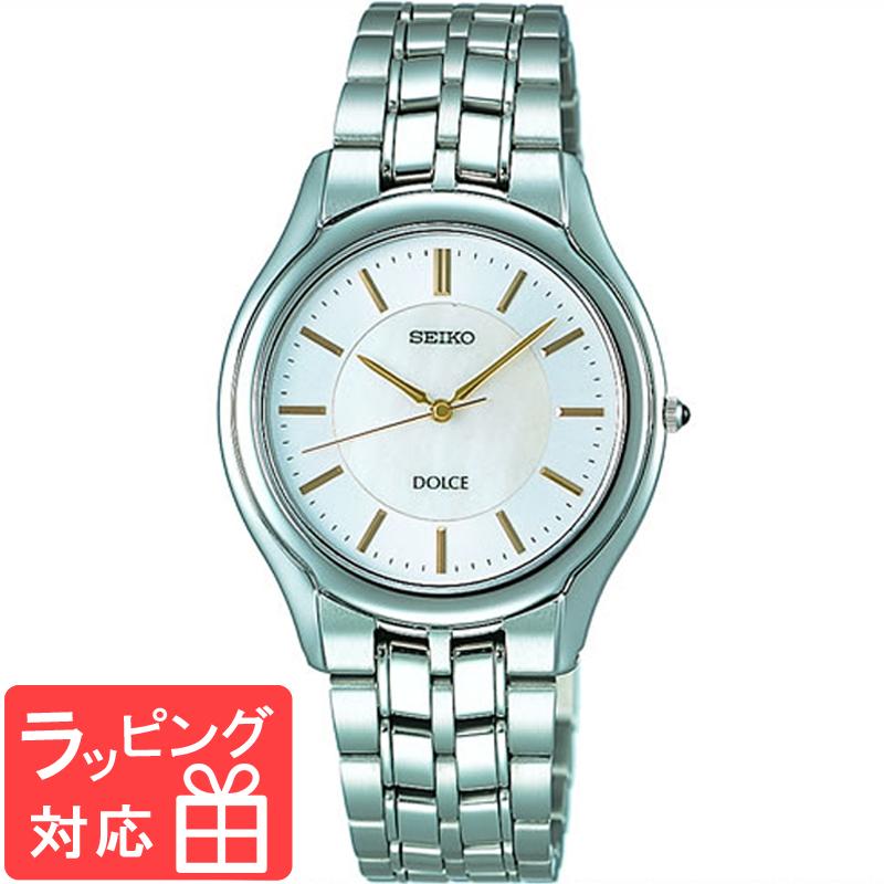 【3年保証】 SEIKO セイコー DOLCE ドルチェ クオーツ メンズ 腕時計 SACL009 正規品