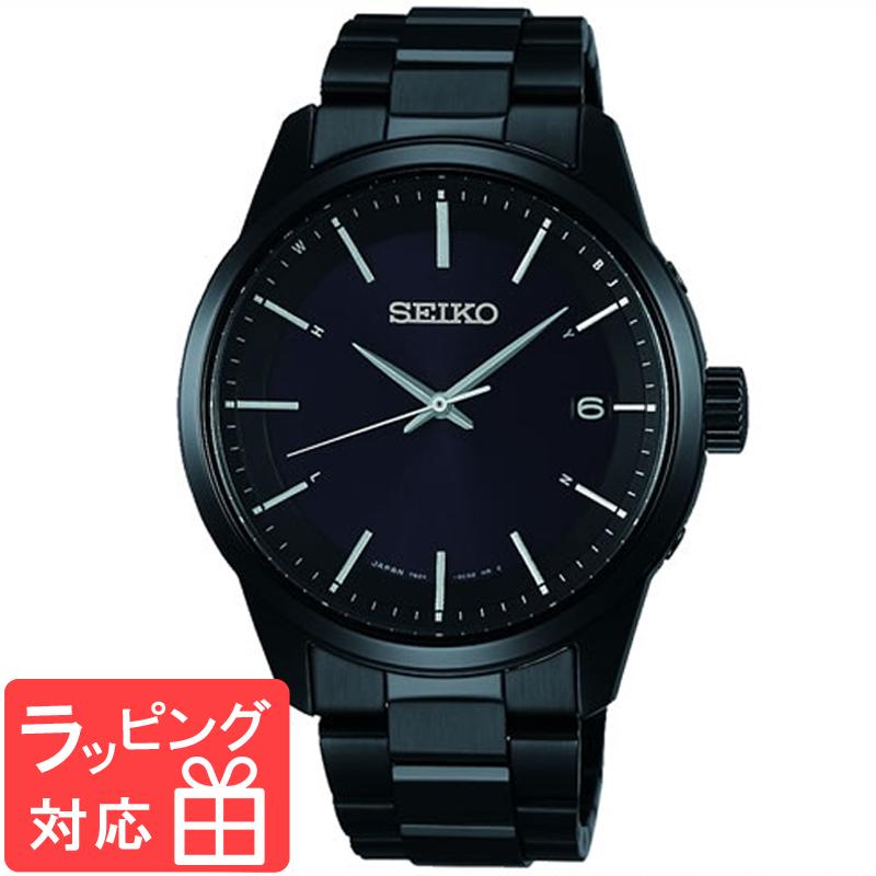 【3年保証】 SEIKO セイコー SELECTION セレクション ソーラー電波修正 メンズ 腕時計 電波時計 SBTM257 正規品