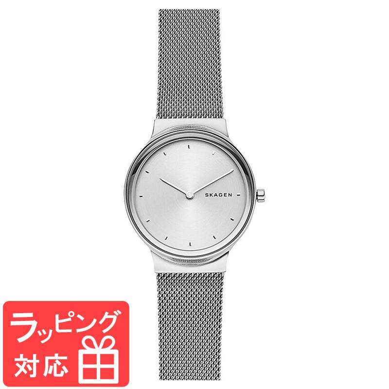 【3年保証】 スカーゲン メンズ レディース ユニセックス 腕時計 SKAGEN 時計 スカーゲン 時計 SKAGEN 腕時計 SKW2705 シルバー スカーゲン レディース