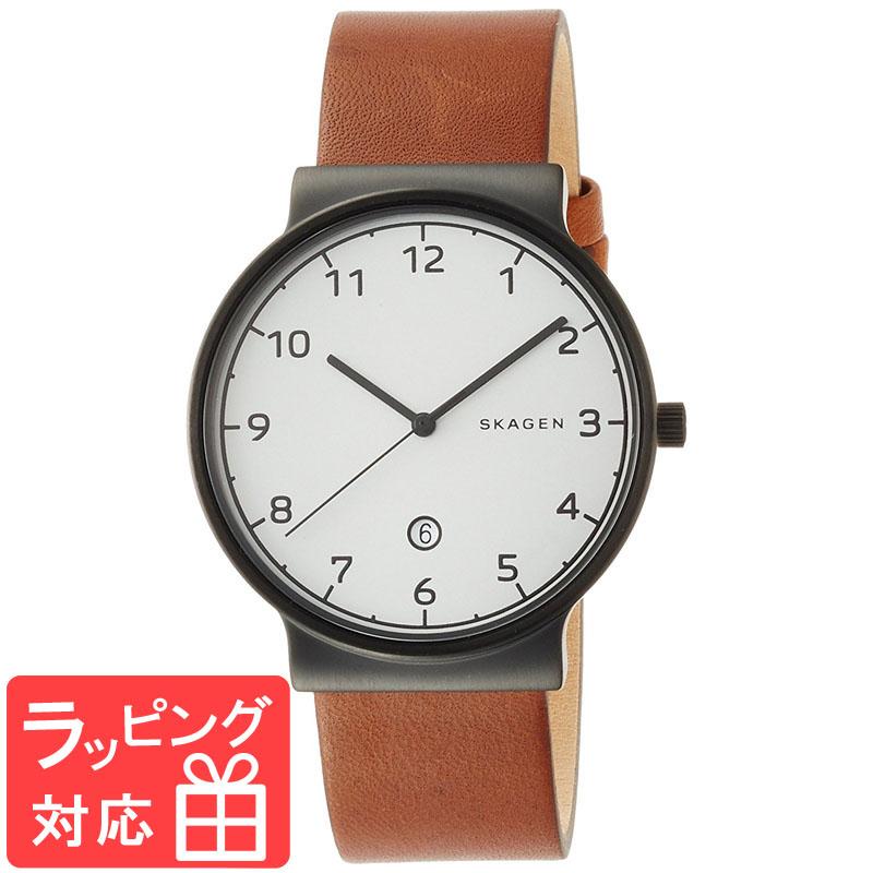 【3年保証】 スカーゲン メンズ レディース ユニセックス 腕時計 SKAGEN 時計 スカーゲン 時計 SKAGEN 腕時計 人気 アンカー ANCHER SKW6297 スカーゲン レディース