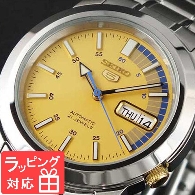 【3年保証】 セイコー SEIKO 時計 セイコー5 SEIKO 5 自動巻き メンズ 腕時計 おしゃれ SNKK29K1 海外モデル 【3年保証】 セイコー SEIKO 腕時計