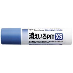 (業務用300セット)トンボ鉛筆 スティックのり消えいろピット PT-XSC